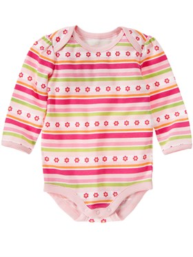 Gymboree Pink Flower Body