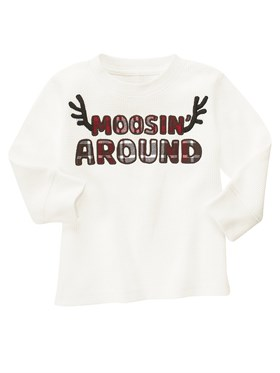 Gymboree Moosin Around Sweatshirt