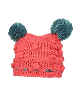 Lily Beanie Bere-Coral