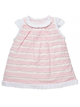 Chicco Pink Mountain Elbise
