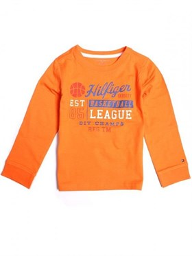 Tommy Hilfiger Basketball League Swetshirt