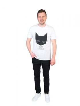 Familylook Cat Family Erkek T-Shirt