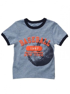 Carters Baseball T-Shirt