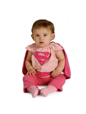 Rubies Super Girl Kostümü