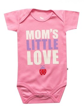 Bebeque Moms Little Love Body - Pembe