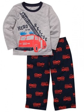 Carters Little Hero Pijama Takımı
