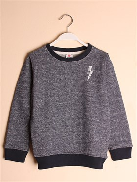 State of Kids Houston Sweatshirt - Mavi Thunder