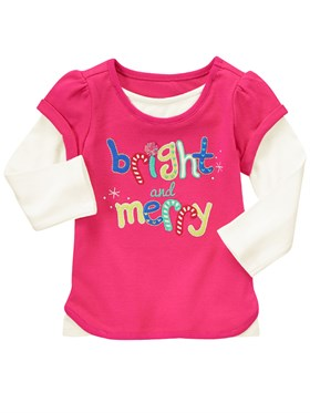 Gymboree Bright And Merry Sweatshirt