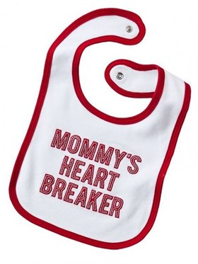 Carters Mommys Heart Breaker Önlük
