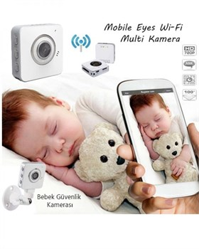 Mobile Eyes Wifi Multi Kamera
