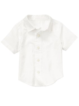 Gymboree White Summer Gömlek