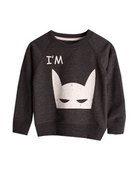 Bebeque Lolo Batman Sweatshirt