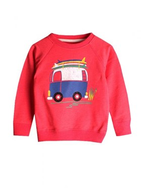 Bebeque Lolo Little Voyager Sweatshirt