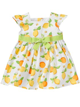 Gymboree Summer Fruits Elbise