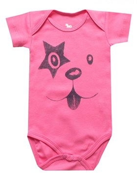 Bebeque Sweet Dog Body - Pembe