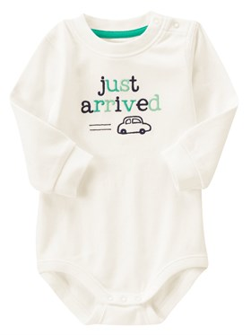 Gymboree Just Arrived Body